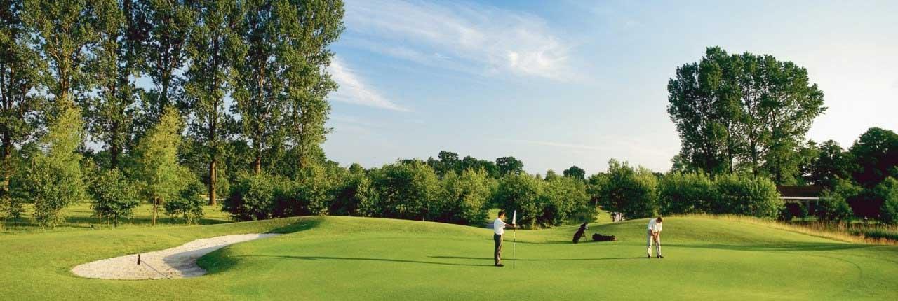 Pitch & Putt golf bij Golfclub de Semslanden