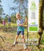 Gratis Landal brochure aanvragen