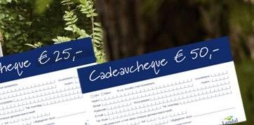 Beste Landal Cadeaucheque: Geef iemand een verblijf cadeau LN-04