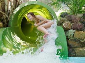 Aqua Mundo in vakantiepark Bispinger Heide