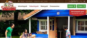 Slagharen: Zomerkorting + Toegang Attractiepark & Waterpark + Extra's