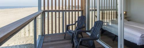 Waar zijn de strandhuisjes zijn het hele jaar open?