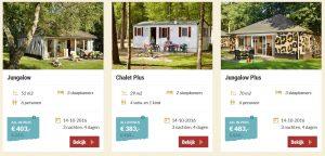 Vakantiepark Beekse Bergen: Nazomerkorting + gratis AttractiePas + Wifi