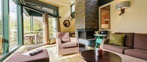 Cottages met 3 luxe niveaus