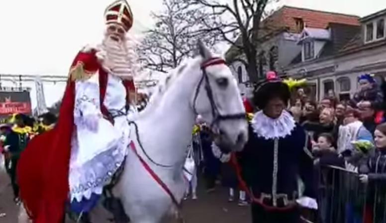Intocht van Sinterklaas 2018