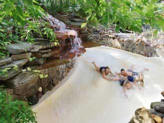 Aqua Mundo in vakantiepark De Kempervennen