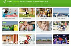 Veel kinderactiviteiten op Port Zélande