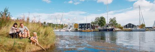 Landal Dayz Ebeltoft: Prachtig gelegen aan het water