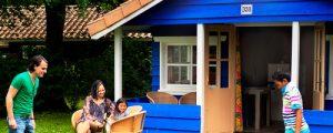 Diverse faciliteiten op Vakantiepark Slagharen