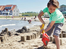 Zeeland: Combinatie van zon, zee, strand en bossen