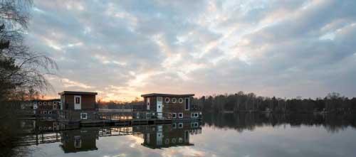 Woonboot Op Center Parcs De Kempervennen
