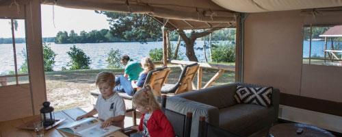 Beekse Bergen: Vakantie met korting voor jonge gezinnen