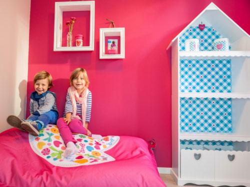 De Lief Kinderbungalow 6CK heeft plaats gemaakt voor de 6CK Kinder Plus bungalow