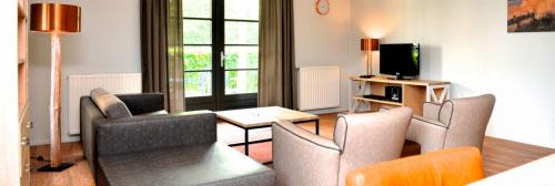 4-Persoons Heerenhuisappartement, 4B, Comfort