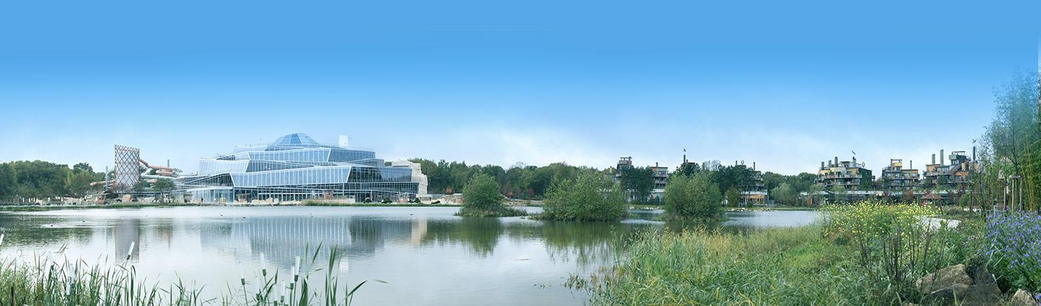 Aqualagon Center Parcs Villages Nature