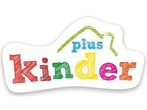 U kunt de kinderbungalow PLUS herkennen aan het speciale logo