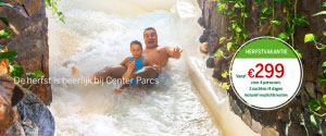 Center Parcs: Fun & Korting!