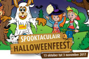 Halloweenfeest: Boek v.a. € 165**