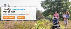 Landal GreenParks: Tot 35% korting