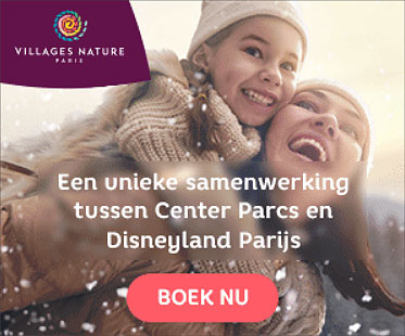 Villages Nature Paris: Een unieke samenwerking tussen Center Parcs en Disneyland Parijs, Boek nu