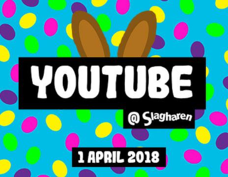 Ticket voor YouTube@Slagharen evenement