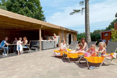 12-Persoons Buitenverblijf Wellness, Roompot Resort Arcen (Limburg)