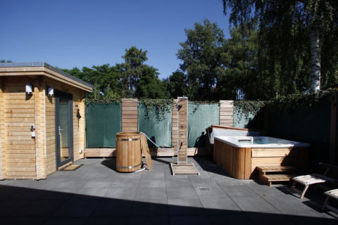 4-Persoons Wellness Villa, Roompot Resort Arcen (Limburg)