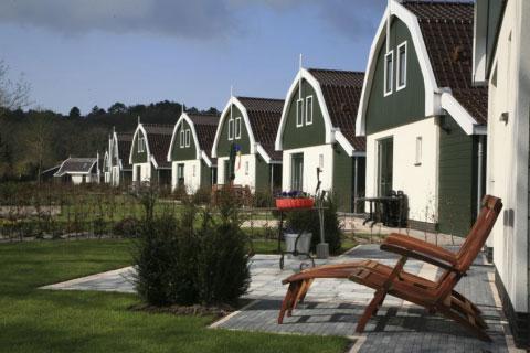 4-Persoonsbungalow Koningshoeve, Roompot Résidence Koningshof (Noord-Holland)