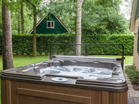 Extra luxe 4-persoonsbungalow 4BL+, Landal Duc de Brabant (Noord-Brabant)
