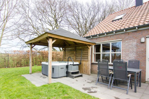 Luxe 4-persoonsbungalow 4J, Landal Hoog Vaals (Limburg)