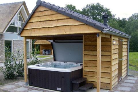 6-Persoonsbungalow Markegaerde Wellness, Roompot Buitenplaats De Marke van Ruinen (Drenthe)