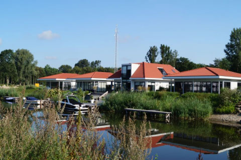 6-Persoonsbungalow Wellness villa 6B, Roompot Harderwold Villa Resort (Flevoland)