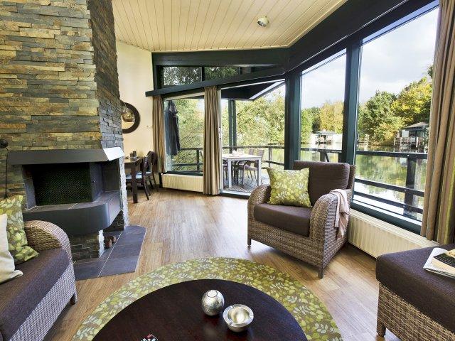 VIP cottage, 2-4 personen