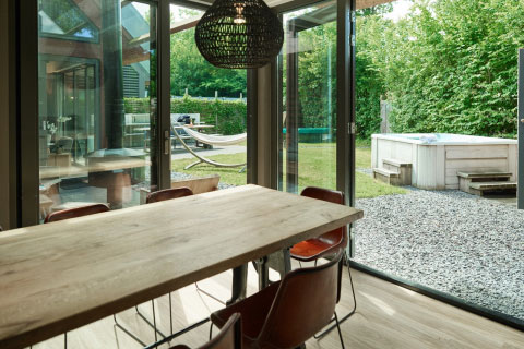 Luxe 6-Persoons Villa Duynvoet 6, Dutchen Duynvoet (Noord-Holland)