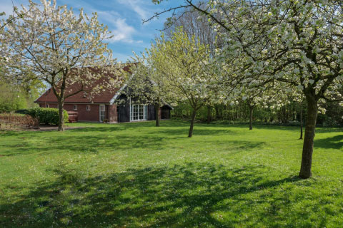 Luxe 4-Persoons Wellness Villa De Schoppe, Dutchen Woningen (Gelderland)