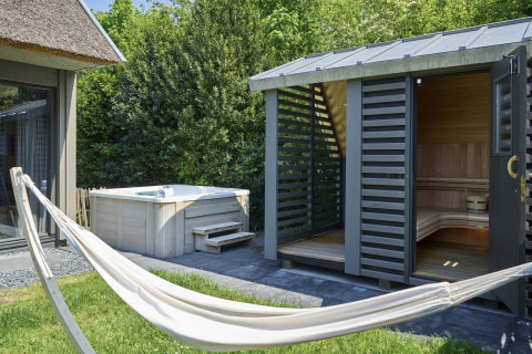 Luxe 8-Persoons Villa Duynvoet 4, Dutchen Duynvoet (Noord-Holland)