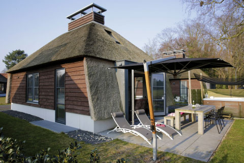 Luxe 6-Persoons vakantiehuis Weideduyn 6, Dutchen Weideduyn (Noord-Holland)