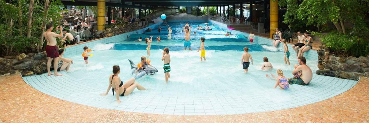 Subtropisch zwembad Landal Het Vennenbos