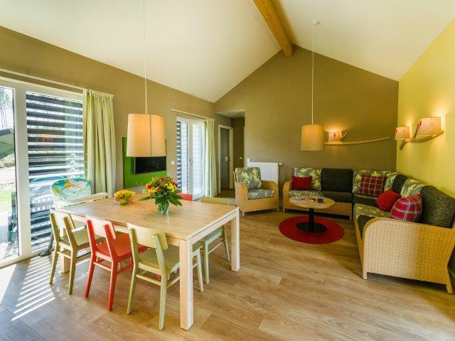 Comfort cottage, 4-6 personen