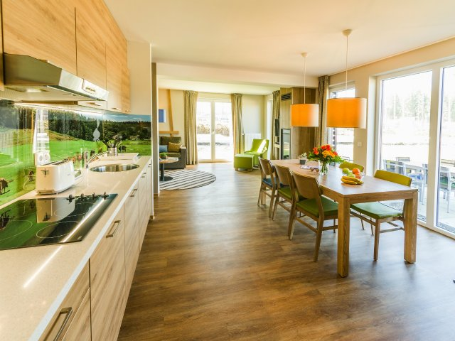 Premium cottage, 4-8 personen