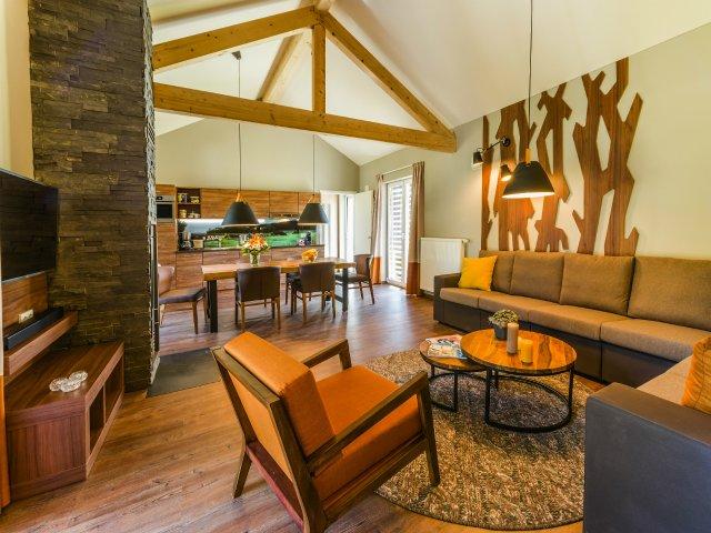 VIP cottage, 2-12 personen