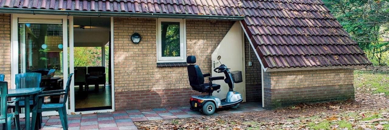 Landal parken toegankelijk voor mindervaliden