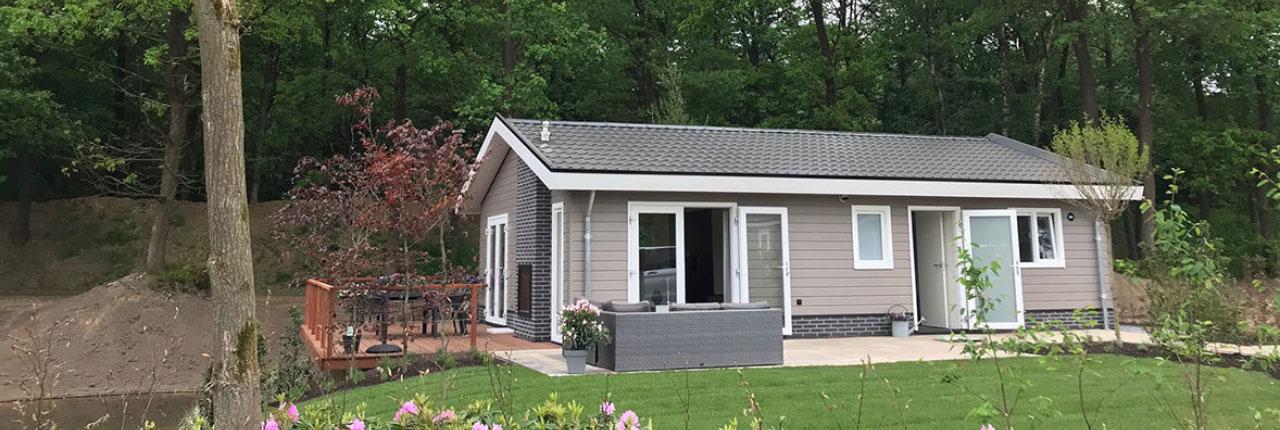 © Foto: topparken.nl - Het is een unieke kans om zo'n mooie vakantiewoning te kunnen kopen