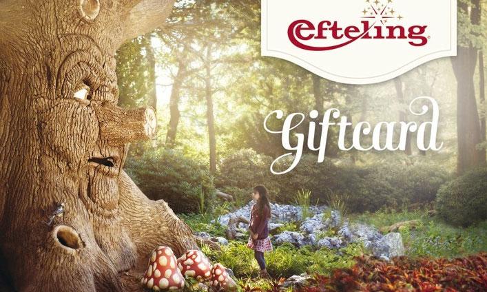 Het enige wat je hoeft te doen is je in te schrijven op de nieuwsbrief van de Efteling om kans te maken op de Efteling Giftcard t.w.v. € 50.
