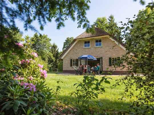 Nederland: 55 Landal parken