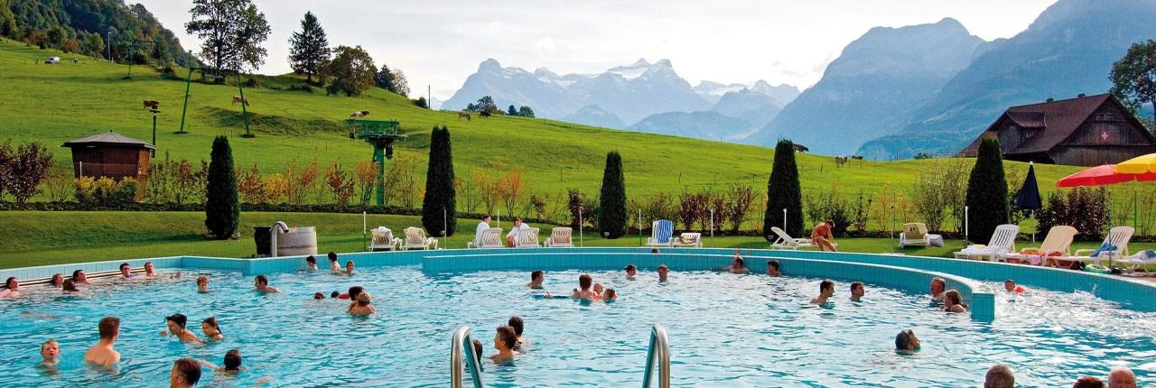 Landal parken met openlucht zwembad + peuterbad