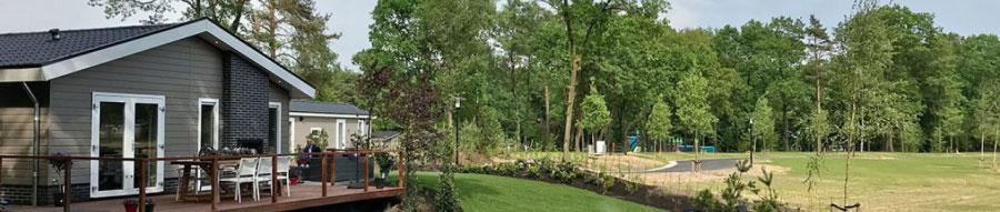 Aantal vakantiewoningen op Recreatiepark Beekbergen verdubbeld