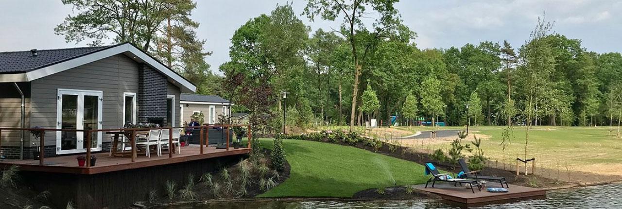 © Foto: topparken.nl - Geniet van een ontspannen vakantie bij Recreatiepark Beekbergen