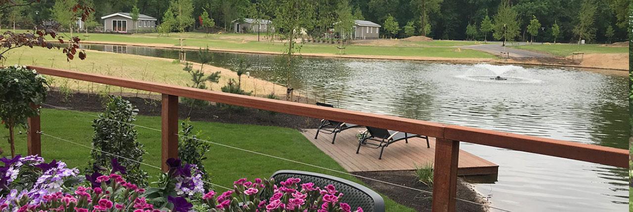 © Foto: topparken.nl - Recreatiepark Beekbergen is een mooi en goed onderhouden vakantiepark