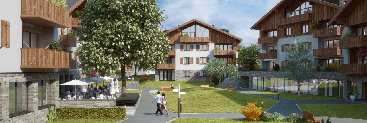 Landal Resort Maria Alm vakantiepark in Oostenrijk geopend